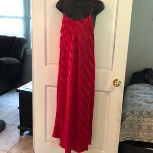 VICTORIAS SECRET size Small red sexy nighty